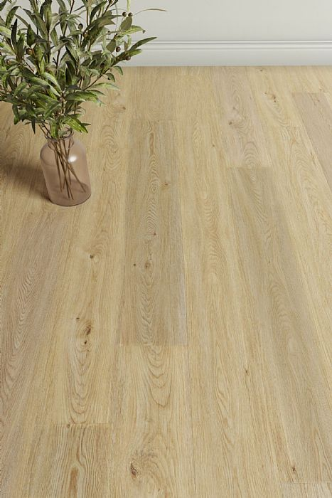 Natural Oak - Rigid Vinyl Click